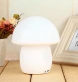 T6 Paddenstoel LED Bluetooth Speaker
