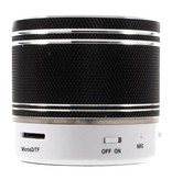 S37U Bluetooth Speaker - Zwart