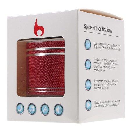 S37U Bluetooth Speaker - Rood