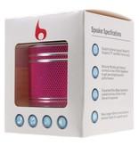 S37U Bluetooth Speaker - Roze