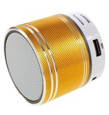 S37U Bluetooth Speaker - Oranje