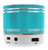S37U Bluetooth Speaker - Blauw