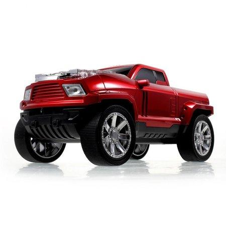 JKR JKR Pick-Up Truck Design Bluetooth Speaker - Rood