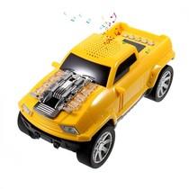 Pick-Up Truck Design Bluetooth Speaker - Geel