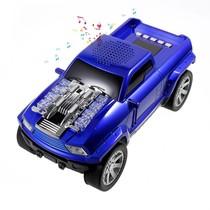 Pick-Up Truck Design Bluetooth Speaker - Blauw