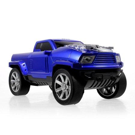 JKR JKR Pick-Up Truck Design Bluetooth Speaker - Blauw