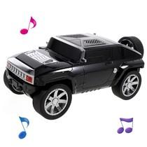 Off-road Auto Design Bluetooth Speaker - Zwart