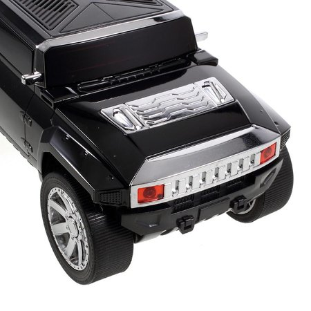 JKR JKR Off-road Auto Design Bluetooth Speaker - Zwart