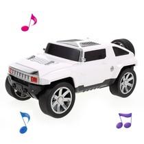 Off-road Auto Design Bluetooth Speaker - Wit