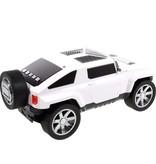 JKR JKR Off-road Auto Design Bluetooth Speaker - Wit