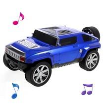 Off-road Auto Design Bluetooth Speaker - Blauw