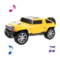 Off-road Auto Design Bluetooth Speaker - Geel