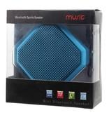 X3 LED Bluetooth Speaker - Blauw