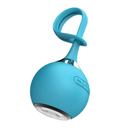 Waterbestendige Sport Bluetooth Speaker met Siliconen Band - Blauw