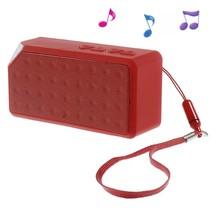 Bluetooth Speaker met Polsband - Rood