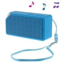 Bluetooth Speaker met Polsband - Blauw