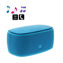 NFC Bluetooth 3D Surround Sound Speaker - Blauw