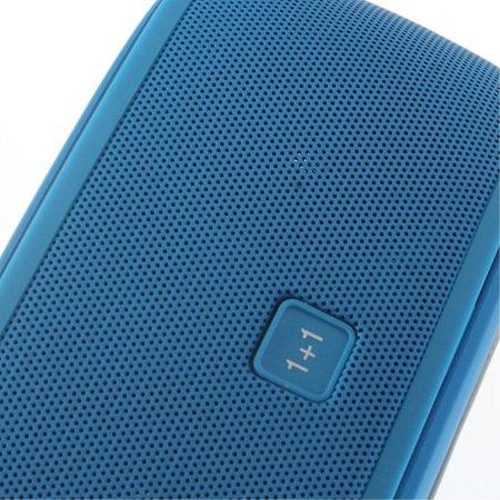 NFC Bluetooth 3D Surround Sound Speaker - Blauw