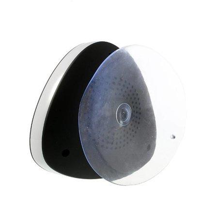 Zuignap Waterbestendige Bluetooth Speaker - Zwart