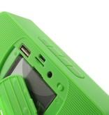 Y8 Super Bass Bluetooth Speaker - Groen