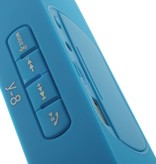 Y8 Super Bass Bluetooth Speaker - Blauw