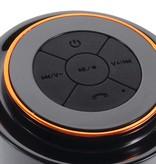 Bluetooth Speaker met Zuignap - Oranje