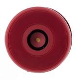 T2 Outdoor Bluetooth Speaker met Zaklamp - Rood