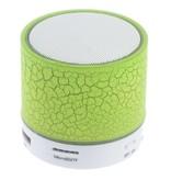 A9 LED Bluetooth Speaker Barstjes Design - Groen