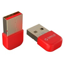 BTA-403 Mini USB Bluetooth 4.0 Adapter Dongle - Rood
