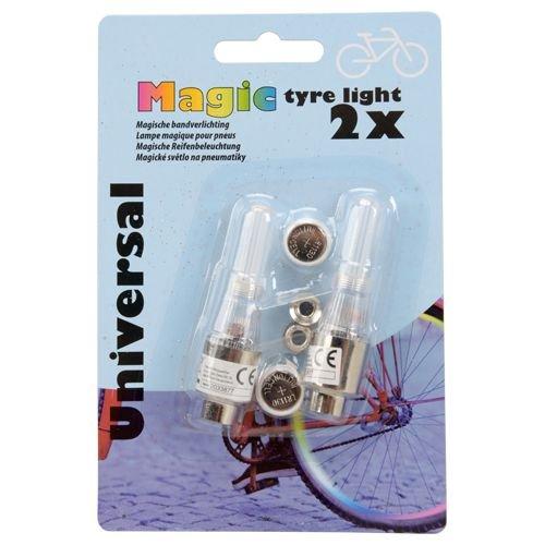 Magische Fietsventiel Verlichting