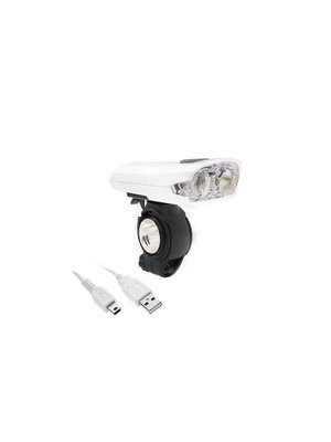 Simson Simson USB Oplaadbare Voorlamp Maxi