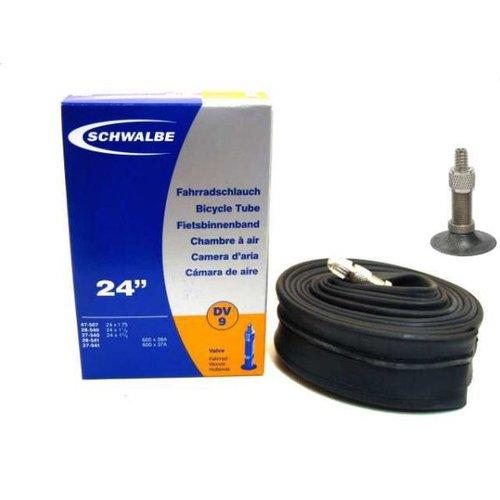 "Schwalbe Binnenband Schwalbe DV9 24"" - 32mm Ventiel"