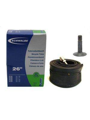 "Schwalbe Binnenband Schwalbe AV12A 26"" - 40mm Ventiel"