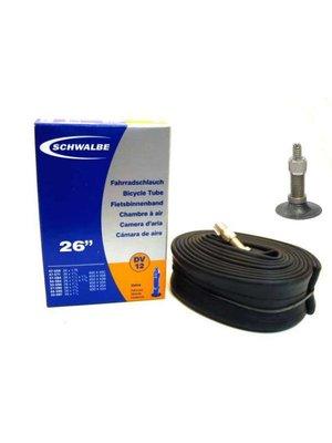 "Schwalbe Binnenband Schwalbe DV12 26"" - 40mm Ventiel"