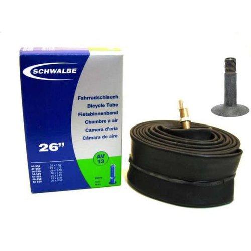 "Schwalbe Binnenband Schwalbe AV13 26"" - 40mm Ventiel"