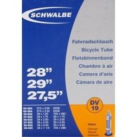 "Binnenband Schwalbe DV19 28"" - 40mm Ventiel"