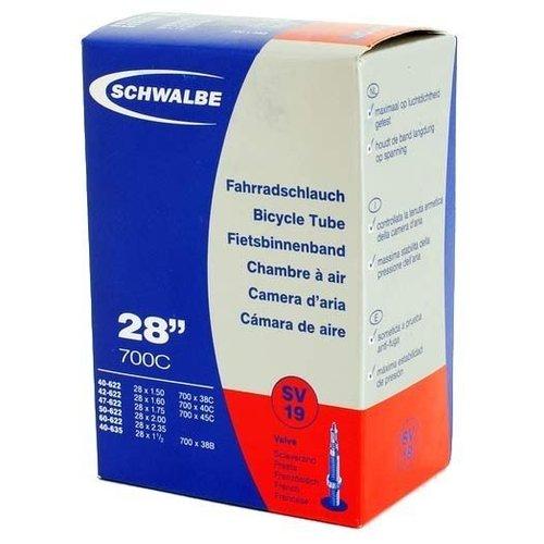 "Schwalbe Binnenband Schwalbe SV19 28"" / 29"" / 27,5"" - 40mm Ventiel"