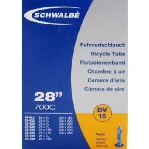 "Schwalbe Binnenband Schwalbe DV15 28"" - 40mm Ventiel"