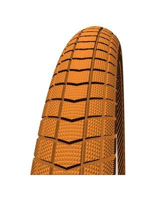 Schwalbe Buitenband Schwalbe Big Ben 50-622 - Bruin met Reflectie