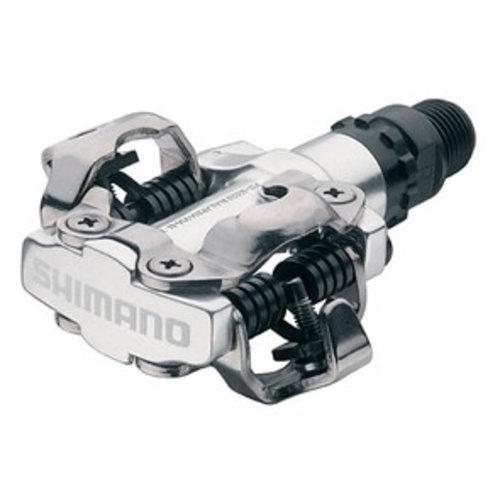 Shimano Shimano Pedalen Shimano Pdm520 Zilver