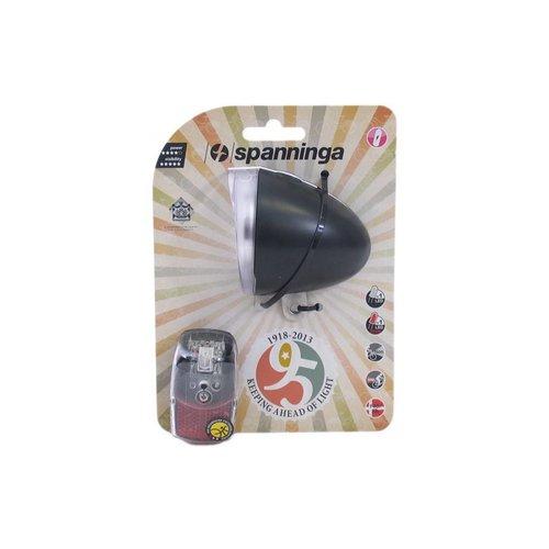 Spanninga Spanninga Swingo-Xb + Pixeo-Xb Zwart Verlichtingset