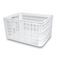 Krat Basil Crate-L Groot 50Ltr Wit