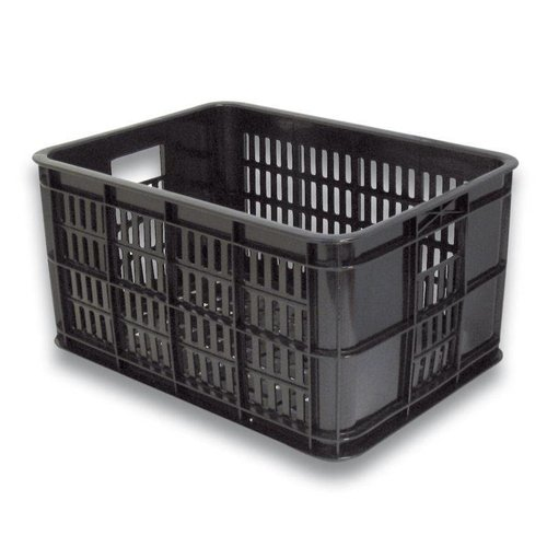 Basil Krat Basil Crate-S Klein 25Ltr - Zwart