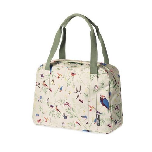 Basil Tas Basil Wanderlust Carry-All Ivory