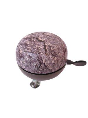 Niet Verkeerd Nietverkeerd Fietsbel Ding-Dong Ø60Mm Stone