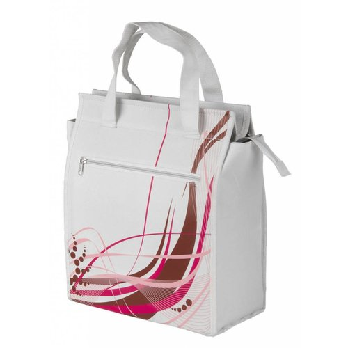 M-Wave Tas Shopper M-Wave White-Fancy
