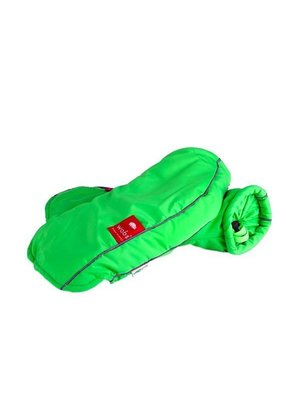 Wobs Wobs Handwarmers Fluo Green - Handrem Versie
