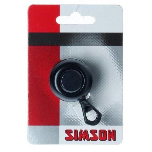Simson Simson Fietsbel - Zwart