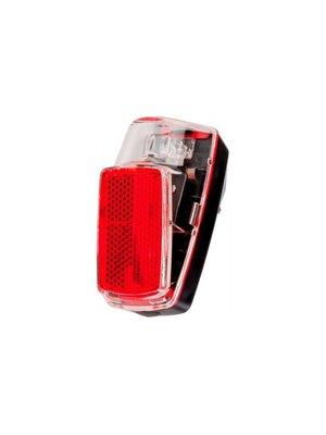 AXA Spatbordachterlicht AXA Run op batterijen
