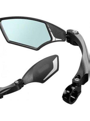 Mirage Mirage Speed Pedelec Fietsspiegel - Zwart